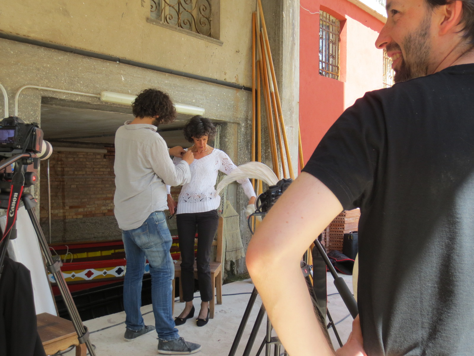 making of lucia paoli|donneinvoga