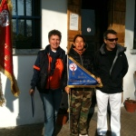 quarta classificata jane caporal regata di san martin 2014